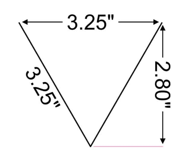 Reflective Address Signs Canada -Triangular